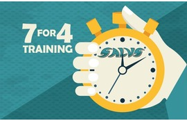 7 for 4  TRAINING
